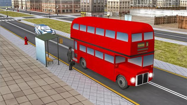 Bus Driving Simulator 2017 poster