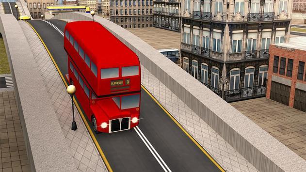 Bus Driving Simulator 2017 apk screenshot