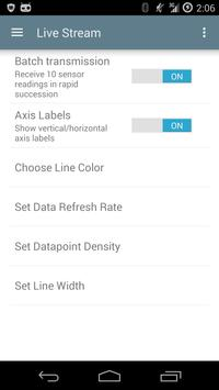 Data Logger apk screenshot