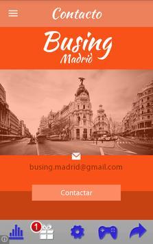 Busing Madrid screenshot 2