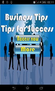 Business and Marketing Tips apk screenshot