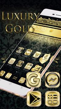 Black Gold Theme screenshot 8