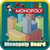 Business Monopoly Board icon