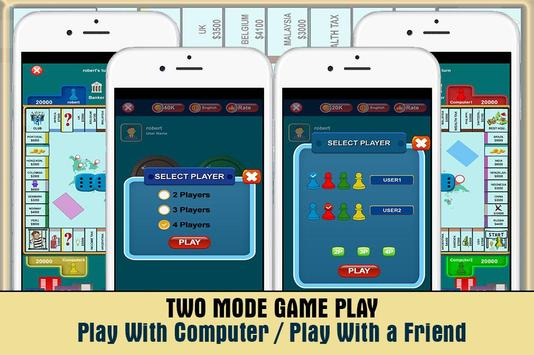 Business Monopoly Board screenshot 1