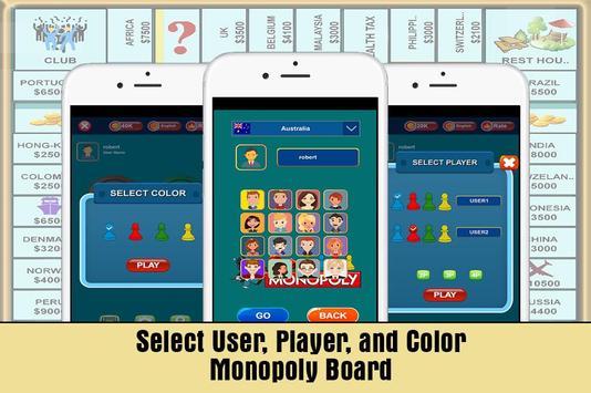 Business Monopoly Board screenshot 3