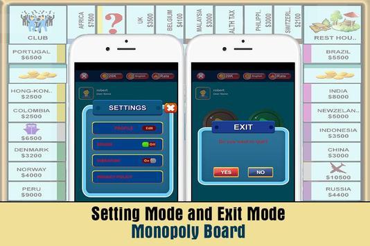 Business Monopoly Board screenshot 4
