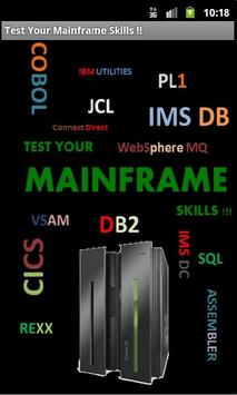 Test Your Mainframe Skills!!! poster