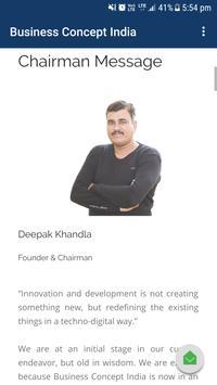 Business Concept India screenshot 4