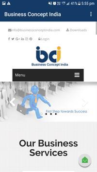 Business Concept India screenshot 1