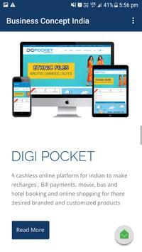 Business Concept India screenshot 3