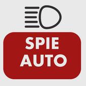 Spie cruscotto auto icon