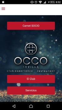 OCEAN/OCCO SEVILLA screenshot 1