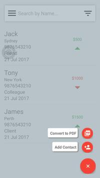 Business Diary apk screenshot