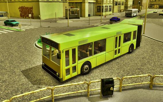 Bus Driving 2016 Simulator screenshot 7