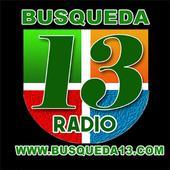 Busqueda 13 Radio icon