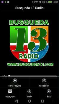 Busqueda 13 Radio screenshot 1