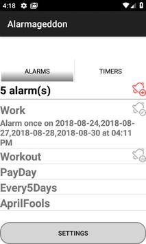 Alarmageddon screenshot 1