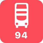 My London TFL Bus Times - 94 icon