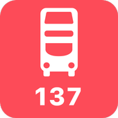 My London TFL Bus Times - 137 icon