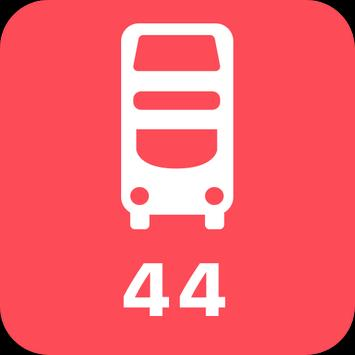 My London TFL Bus Times - 44 screenshot 3