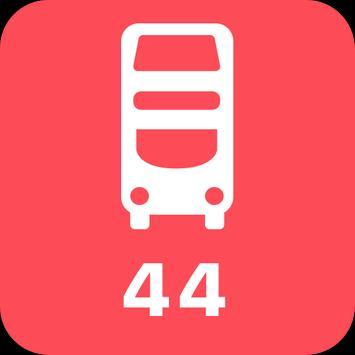 My London TFL Bus Times - 44 screenshot 4