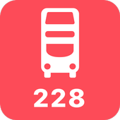 My London TFL Bus Times - 228 icon