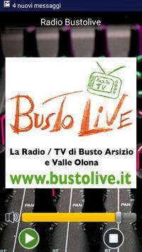 Radio Bustolive poster