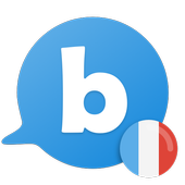 Learn to speak French with busuu icon