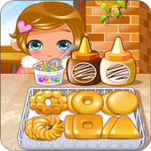 Busy Bakery icon