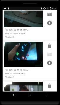 Camera Trigger (Motion Detect) apk screenshot