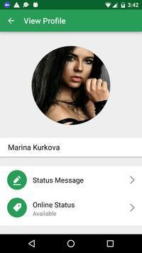 Busyfriends Messenger screenshot 3