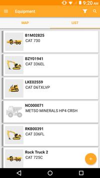 busybusy Equipment screenshot 1