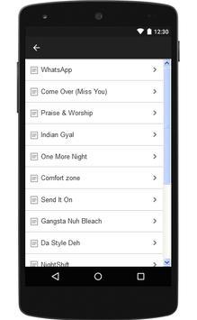 Busy Signal Hits Songs & Lyrics. screenshot 2