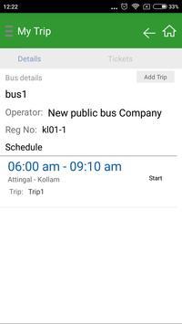 Buszer Drivr apk screenshot
