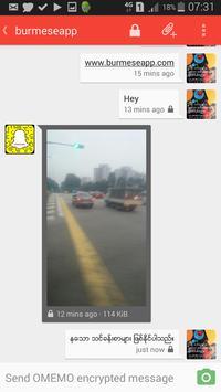 BurmeseApp apk screenshot
