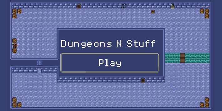 Dungeons N' Stuff poster
