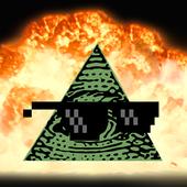 Illuminati Wars MLG Edition icon