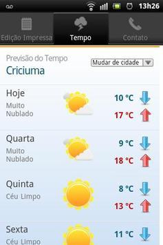 Jornal da Manhã apk screenshot