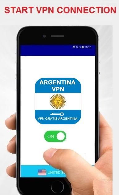 Argentina VPN for Android - APK Download
