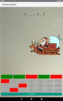 Christmas Hangman apk screenshot