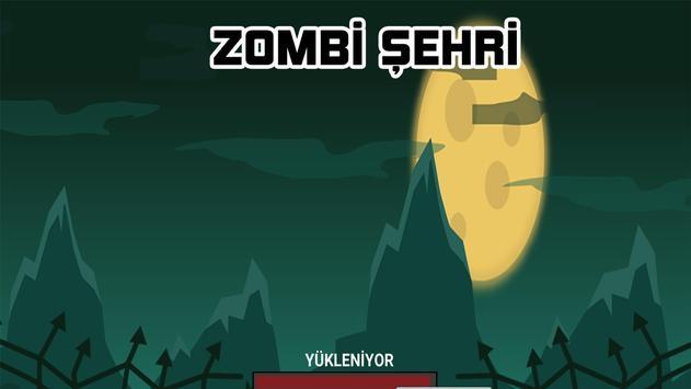 Zombi Şehri poster