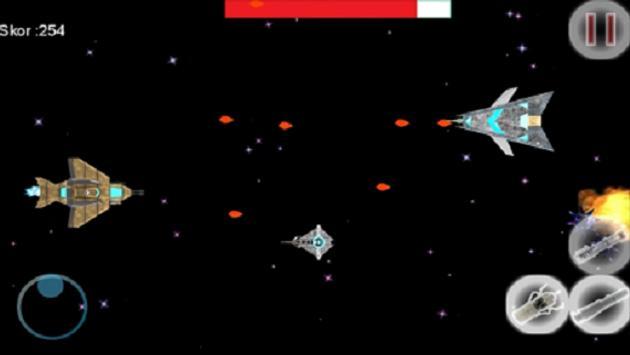 Target Space apk screenshot
