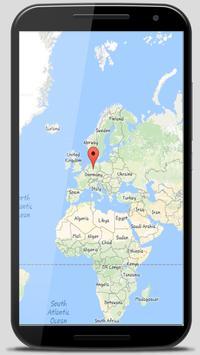 Fly GPS joystick. apk screenshot