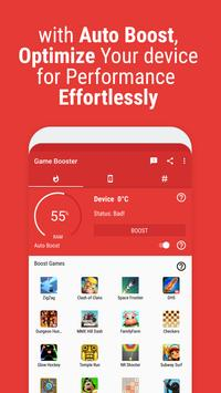 Game Booster | Play Games Faster & Smoother apk 截圖