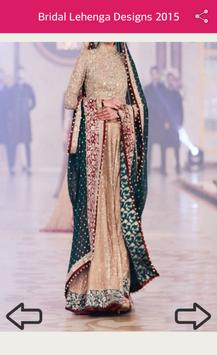 Bridal Lehenga Designs 2018 screenshot 8