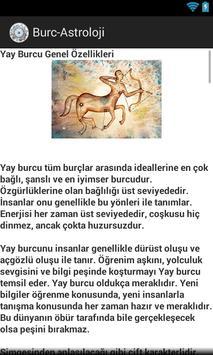 BURÇ & ASTROLOJİ apk screenshot