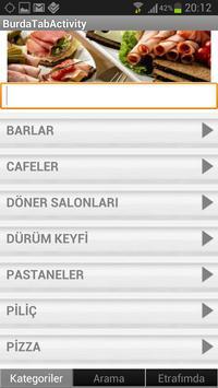 Bursa Rehberi apk screenshot