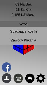 Cube Clicker screenshot 4