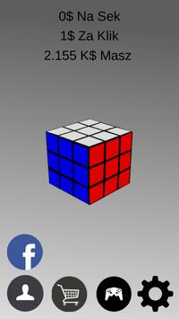 Cube Clicker screenshot 1