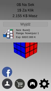 Cube Clicker screenshot 2